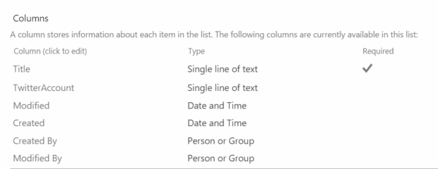 Creating an Azure Logic app that connects with SharePoint