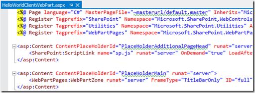ClientWebPartPageDefault