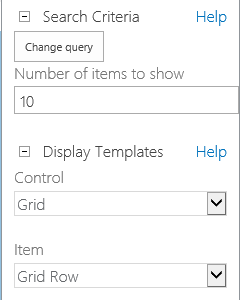SPC14 Post - Using Display Templates to format search