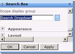 EnterpriseSearchBoxScopeDisplayGroup