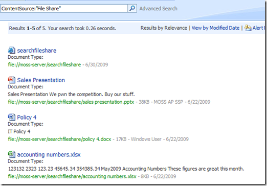 EnterpriseSearchFileShareResults
