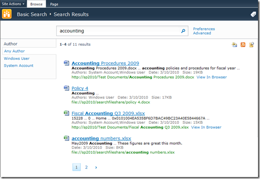 EnterpriseSearchResultsAccountingDocuments