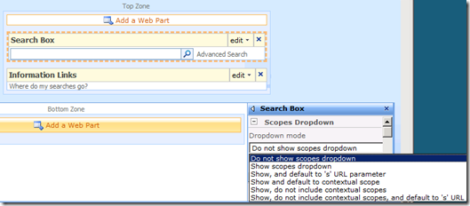 EnterpriseSearchScopesDropDownMode