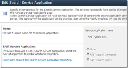 FASTServiceApplicationQuery