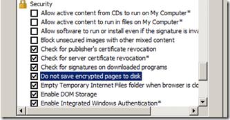 NapaEncryptedPages