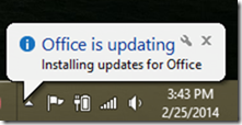 Office365ProPlusOfficeIsUpdating