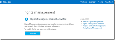 Office365RightsManagementDisabled