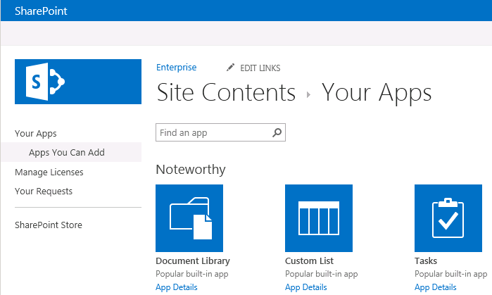 how to tell when your sharepoint site went live