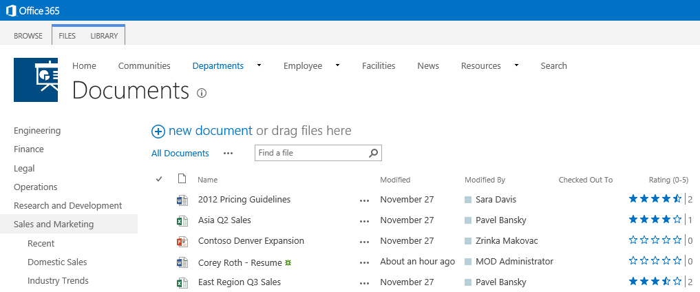 Using display templates to feature new search results in SharePoint ...