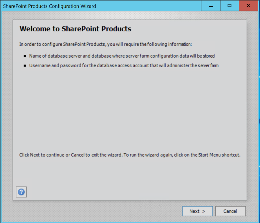 SharePoint 2016 installation first look - Corey Roth [MVP]