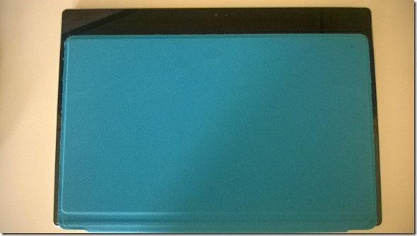 SurfacePro3TouchCoverFolded