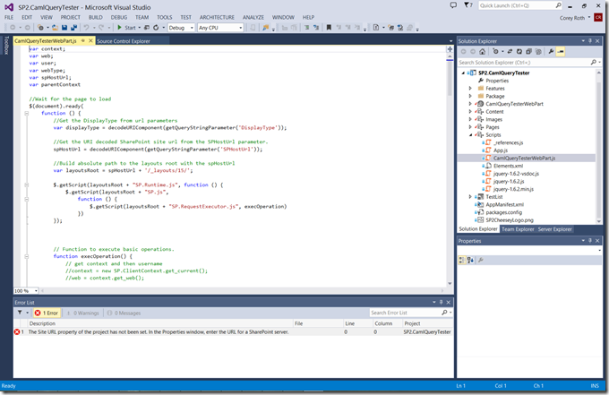SurfacePro3VisualStudio