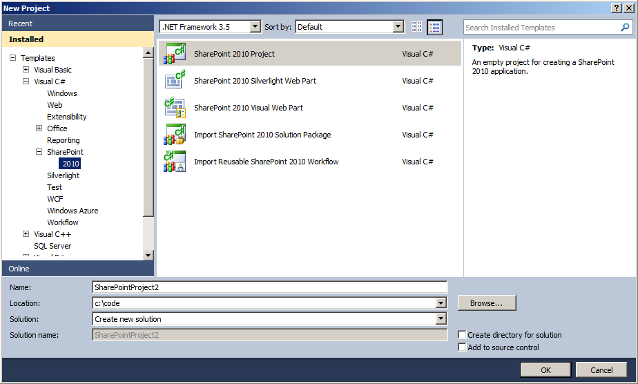 How to: Use Visual Studio 11 to publish solutions to