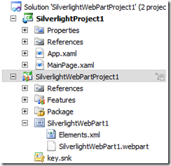VS11DPSilverlightSolutionExplorer