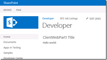 VS2012RTMClientWebPartDeployed