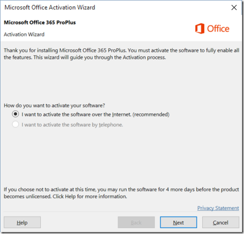 W10B10162Office365Activation