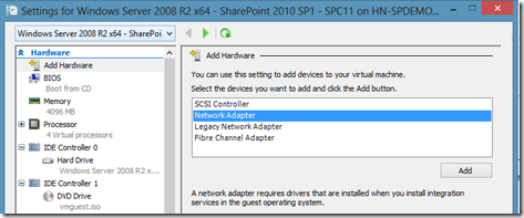 Windows8HyperVSettingsNewNetworkAdapter